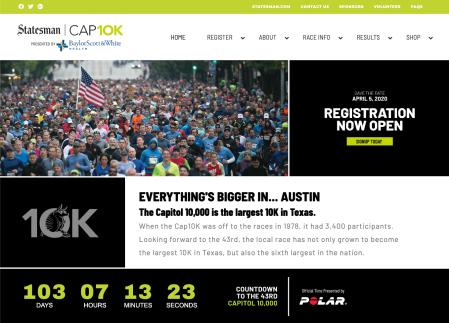 CAP10K website
